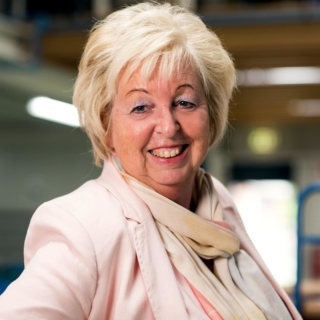 Marion Klasens - Secretaresse