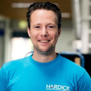 Sander de Kouwer - Productleider